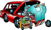 выполняем услуги по ремонту автомобилей всех марок!