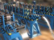 Автоматизированные линии для производства гипсокартонных профилей