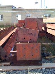 Продам металлоконструкции,  лежалые