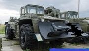 Бульдозер БКТ,  колесный,  двигатель дизель Д-12. с хранения