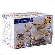 Столовый сервиз Luminarc OCEAN ECLIPSE 31 предметов/6 персон