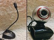 Качественный микрофон и Вэб камера