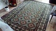 Продам ковёр из натуральной шерсти 2х3 м,  остановка Сергея Тюленина, са